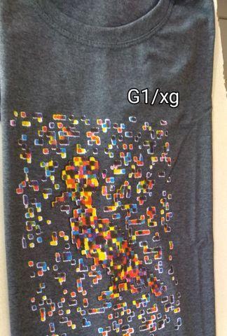 Camisas extra grande G1 g2 g3 2 por 100 - Foto 6
