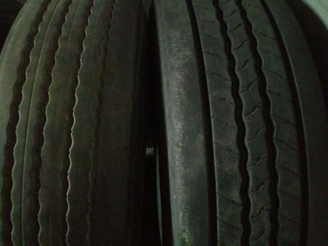 PNEUS USADOS 750 900 1000 1100 275 295 p/ CAMINHÃO ÔNIBUS KOMBI - Foto 16