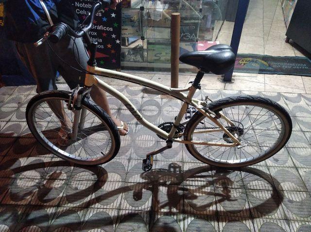 Bicicleta Caloi City