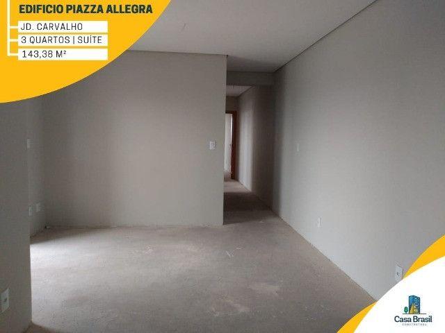Apartamento para a locação em Ponta Grossa - Jd. Carvalho - Foto 6