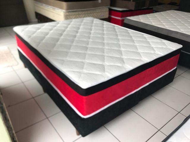 Box Queen SIZE TOP DE LINHA - entregamos - Foto 4