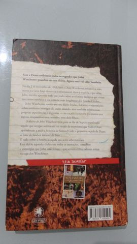 Supernatural - 2 Livros - Foto 3