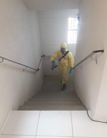 Sanitização de ambientes - Foto 6