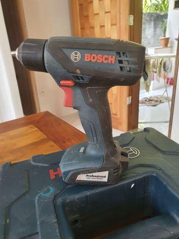 Parafusadeira bosch Gsr 1000 smart - Foto 4