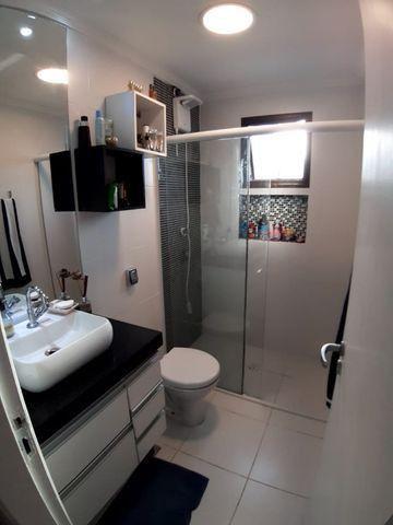 Lindo Apartamento de 2 dormit com sacada região Tortugas - Foto 3