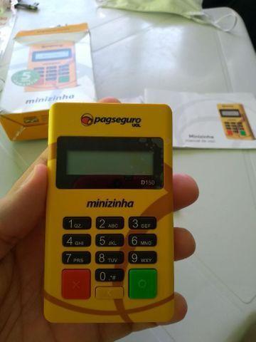 Maquininha de cartão de crédito e débito - Foto 3