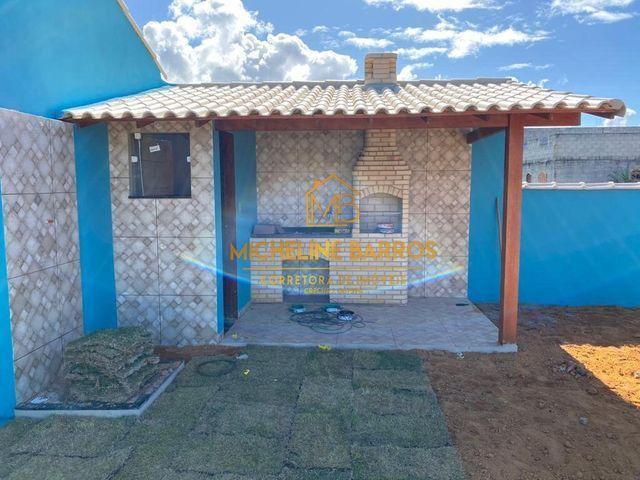 Casas lindas em Unamar/ Cabo Frio- Feirão de casas Micheline Barros. - Foto 5
