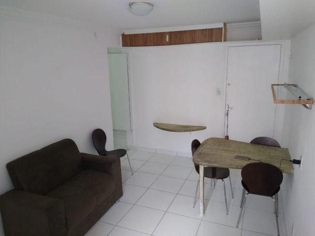 Oportunidade Apartemento Todo Mobiliado Lauro de Freitas Piscina Academia Quadra - Foto 5
