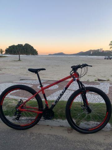 Bicicleta Caloi aro 29 - Foto 3