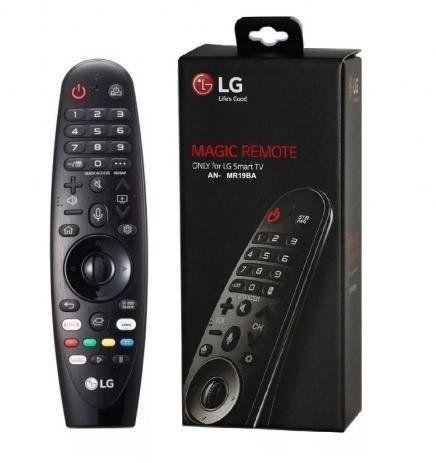 Controle remoto TV LG SMART Magic Original...