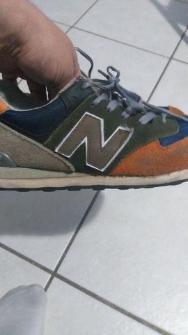 Tênis New Balance tamanho 39 - Foto 4