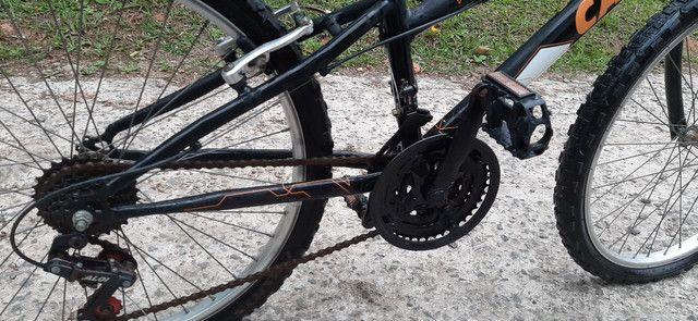 Bicicleta Caloi aro 24 - Foto 4