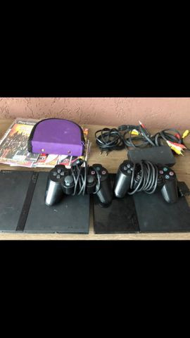2 PlayStation 2