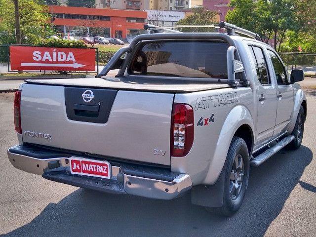 Nissan Frontier SV Attack 2.5 4x4 2016 - Foto 6