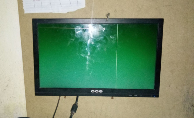 Monitor funcionando perfeitamente  - Foto 2