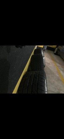 Rodas aro 19 com pneus  - Foto 7
