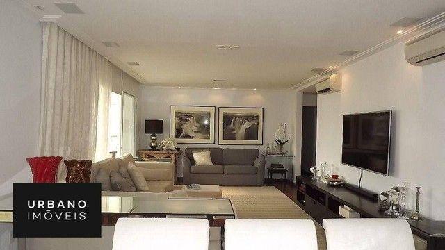 Apartamento com 4 dormitórios para alugar, 226 m² por R$ 25.000,00/mês - Vila Nova Conceiç - Foto 3
