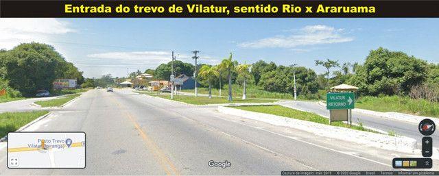 Terrenão 640 m² em Vilatur, a 200 m. do asfalto. Rgi Ok - Foto 3