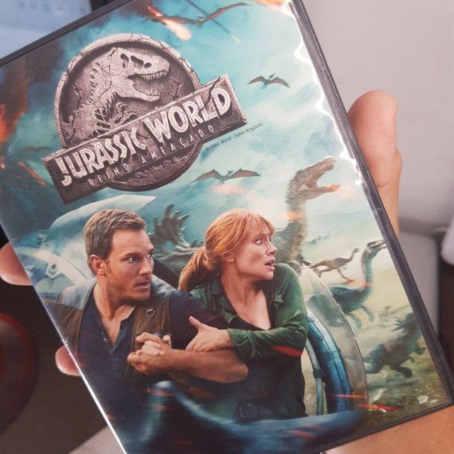 Coleção: Jurassic Park (5 Filmes) - Foto 5