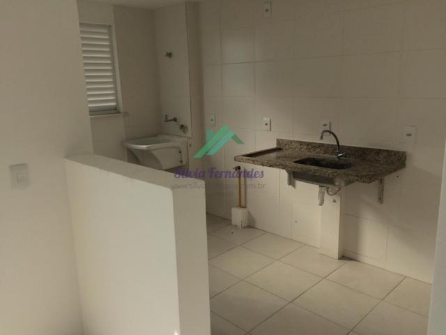 Apartamento para Locação em Rio das Ostras, Recreio, 3 dormitórios, 1 suíte, 2 banheiros,  - Foto 7