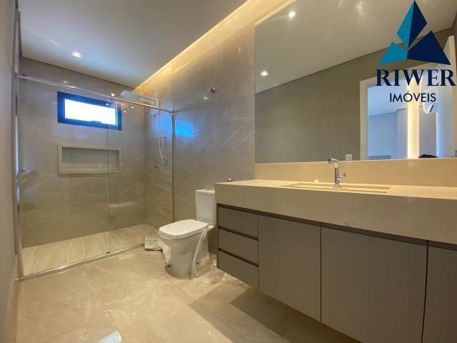 Luxo! Casa perfeita e mobiliada em Vicente Pires! 4 suites, revestimentos e materiais de p - Foto 10
