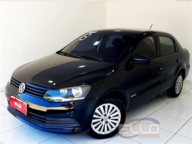 Volkswagen Voyage 1.6 mi 8v flex 4p manual - Foto 8