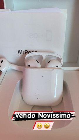 Air pods fone de iPhone