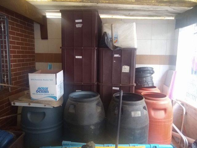 Caixas Marfinites 300 litros - Foto 5