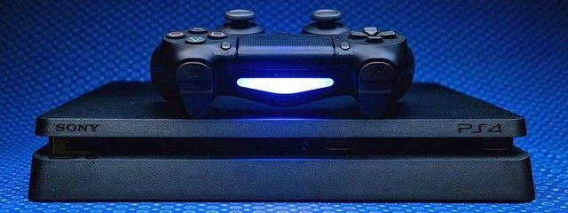 PS4 Slim 1TB Novo