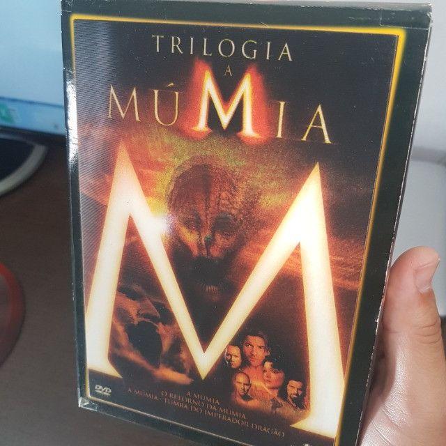 Trilogia A Múmia (Original) - Foto 3