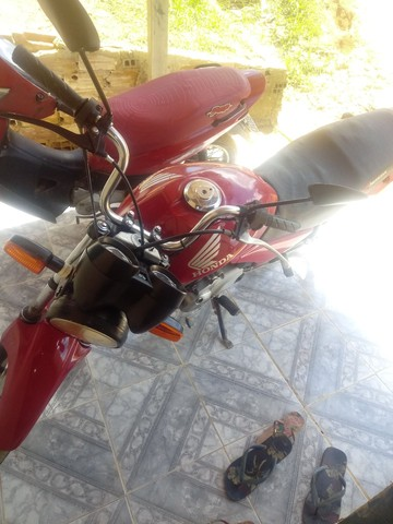 Moto de leilao  - Foto 2