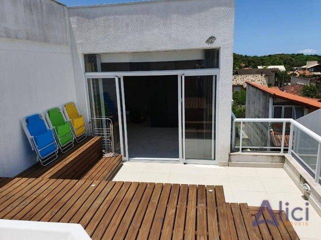 Cobertura com 2 dormitórios à venda, 120 m² por R$ 1.200.000 - Rio Tavares - Florianópolis - Foto 5