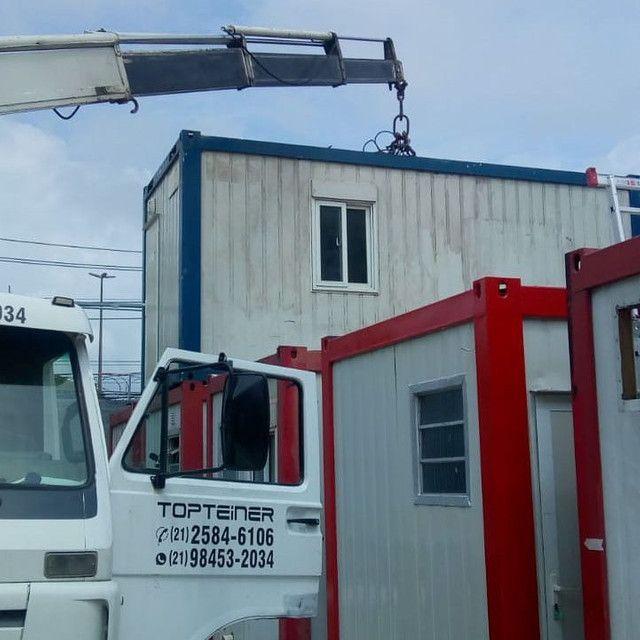 Container  transporte içamentos  - Foto 5