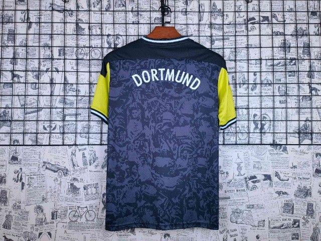 Camisa Dortmund 2021/22 Edição limitada - Foto 6