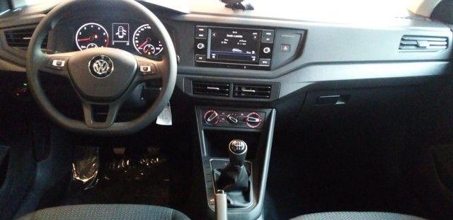 Volkswagen Polo 1.0 MPI 2022 Zero KM - Foto 8