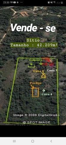 Área Rural de 42.209m²