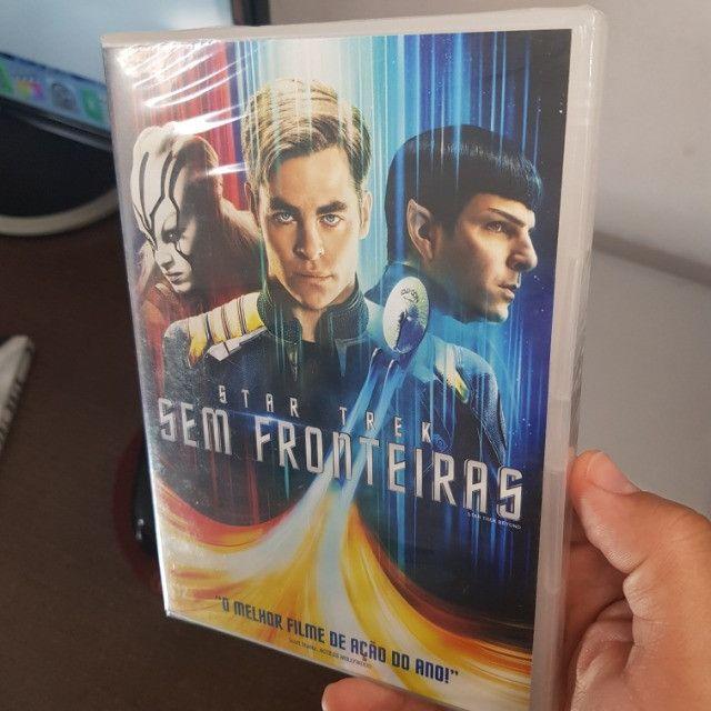 Trilogia: Star Trek (nova Geração) - Foto 5
