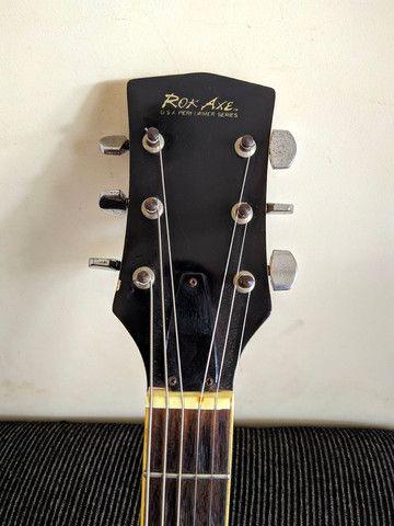 Guitarra americana Rok Axe U.S.A Performer Series - Foto 2