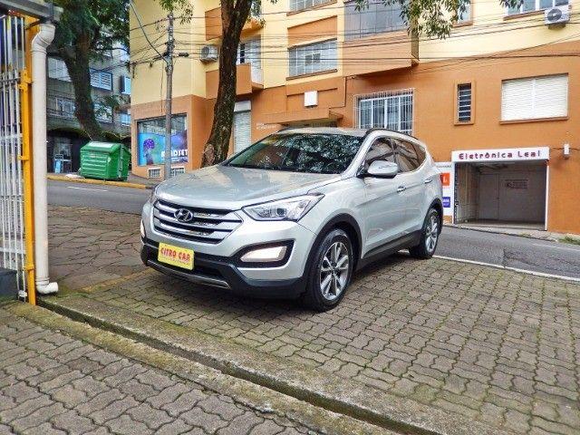 Hyundai Santa Fe 3.3 V6 2014 Excelente Estado - Foto 4