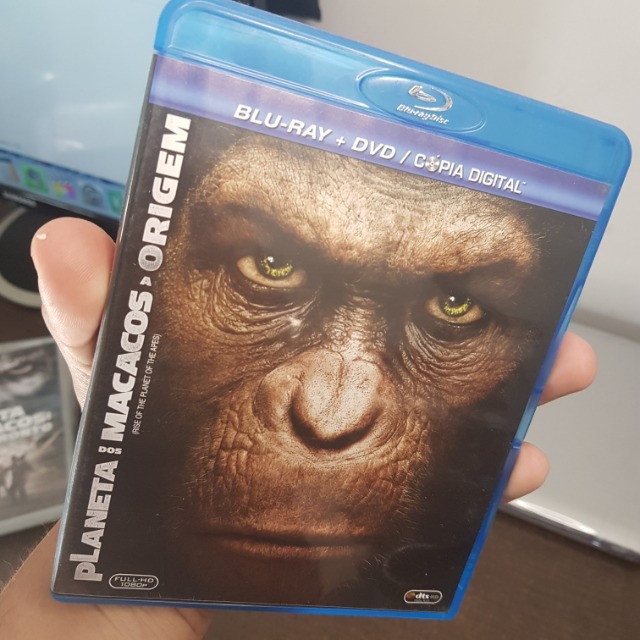 Trilogia: Planeta Dos Macacos (nova Versão) - Foto 4
