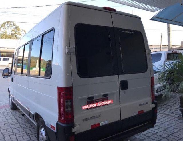 Van Peugeot Boxer 2011/2011 15 + 1 Lugares