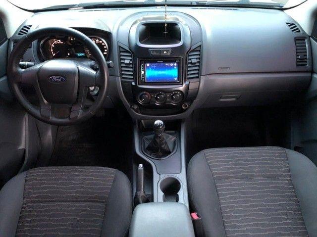 Ford Ranger XLS 2014 CD 2.5 Flex - Foto 7