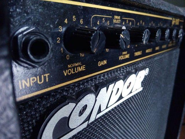 Amplificador de guitarra - Condor GA - 900R - Foto 2