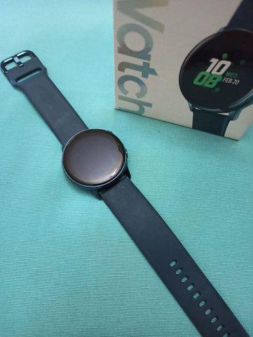 Smartwatch Samsung Active Azul  - Foto 2