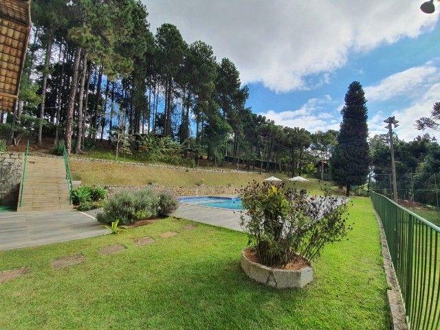 Vendo Lote 2.500 M² com Vista Eterna para Pedra Azul - Condomínio Cerro Azul - Foto 9