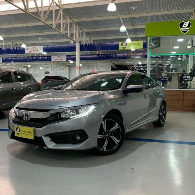 Honda Civic Sedan EXL 2.0 Flex 16V Aut.4p 2017/2017 - Foto 2