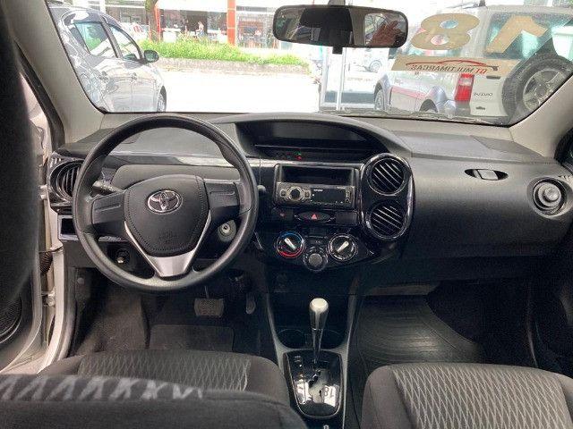 Toyota -Etios Sedan 1.5 X Flex-Automatico- 2018 - Foto 5