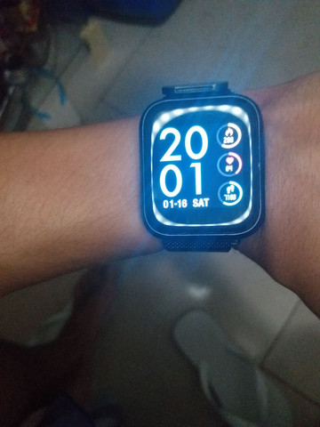 Relógio smart waht