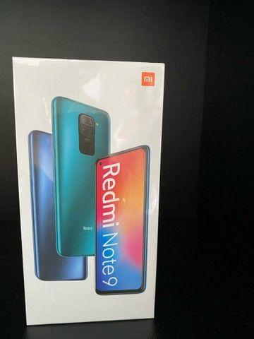 Redmi note 9 64 GB + Fone De Brinde