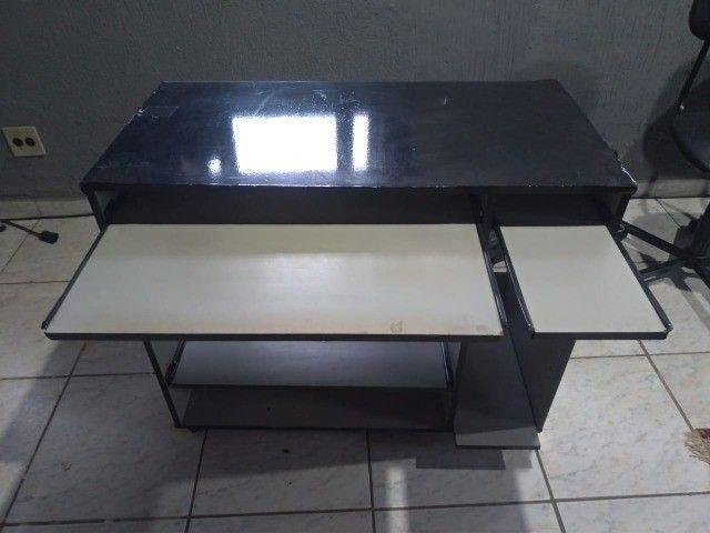 Escrivaninha mesa para computador - Foto 2